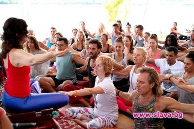 Танци, йога и фолклор белязаха старта на Udaya Live