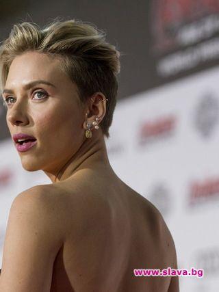 Скарлет Йохансон - най-високоплатената актриса