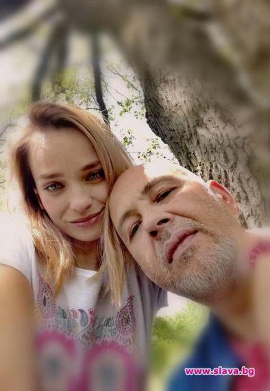 Ирена Милянкова се омъжи месец след като роди