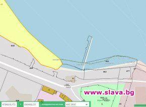 Как морски плаж край Варна изчезна от кадастралните карти
