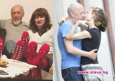 Надежда и Ивана си поделиха Стоян Алексиев