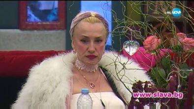 Сашка Васева: Няма спасение за очите ми