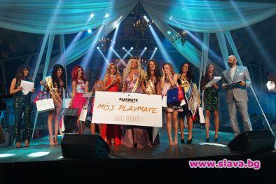 Жанета Осипова е новата Мис Плеймейт 2018