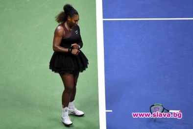 Серина релаксира с дъщеря си след скандала на US Open