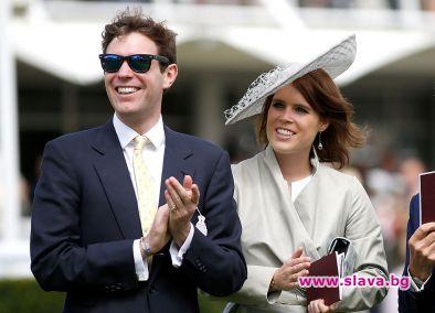 Принцеса Юджийн с по-голяма сватба от тази на Меган и Хари