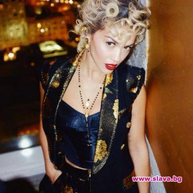 Рита Ора пуска нов албум