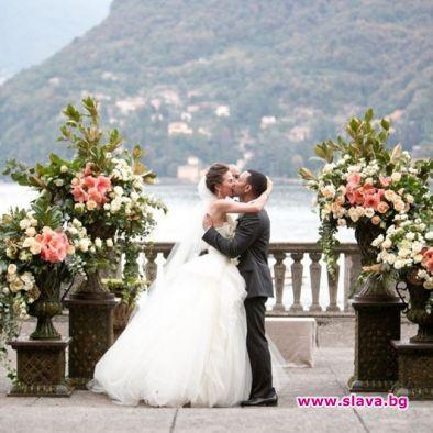 Криси Тейгън и Джон Леджънд празнуват годишнина от сватбата