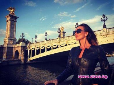 Глория се влюби в Париж