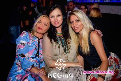 Мегами Клуб - Хотел Маринела събра модния елит на България