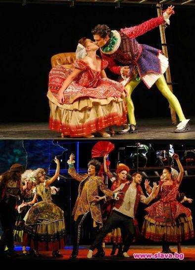 Празнуват два дни сватбата на Фигаро в Народния театър