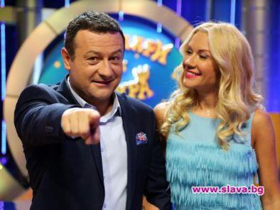 Рачков публично се обясни на Мария на рождения си ден