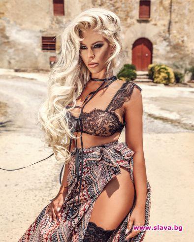 Андреа записа хит със световна звезда