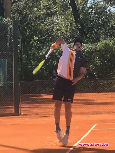 Втори полуфинал за Адриан Андреев в Буенос Айрес, българинът в Топ 4 и на...