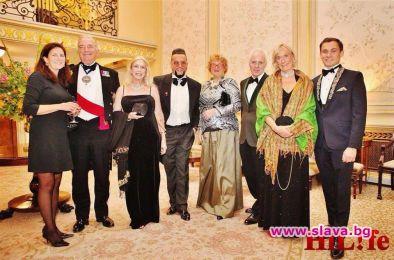 Огромен успех на Българския бал в Лондон