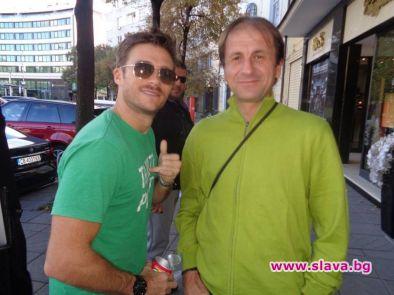 Скот Истууд отново е в България