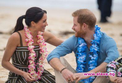 Меган и Хари многократно нарушиха протокола в Австралия