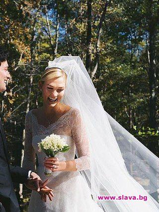 Карли Клос се омъжи, вече е етърва на Иванка Тръмп