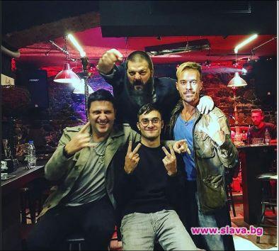Илиев и Блатечки снимат филм на аванта