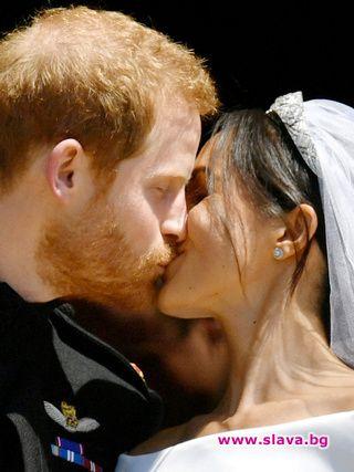 Отблизо: Сватбените дрехи на Меган и Хари