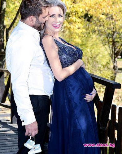 Антония Петрова предчувствала, че бебето ще е момче