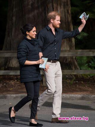 Хари и Меган се прибират в Лондон