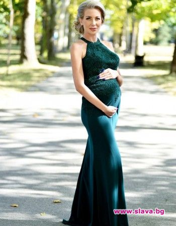 Антония Петрова: Ще кърмя бебето си, когато се роди