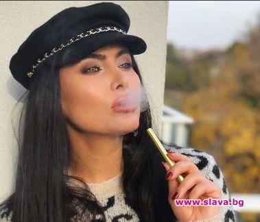 Лили Клюкарката пуши витамини