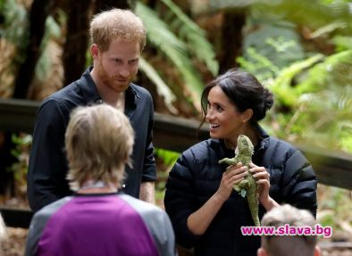 Принц Хари е прекрасен Insta-съпруг