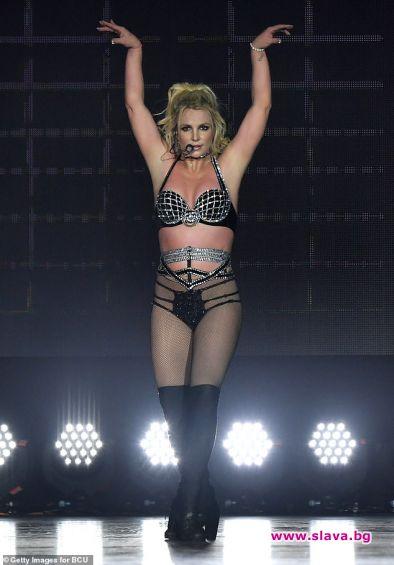 Бритни още не е продала билетите за шоуто си в Лас Вегас