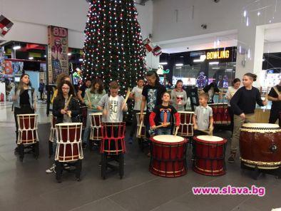 Ямато ще проведат уъркшоп за деца с тайко-барабани