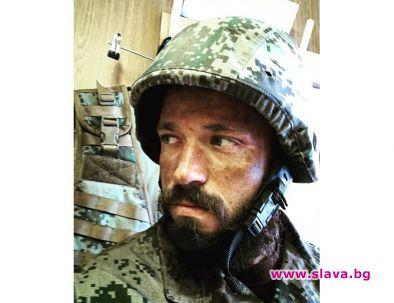 Алек Алексиев се среща с първообраза си