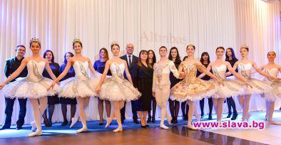 Балерини представиха диамантени бижута