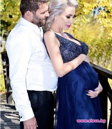 И мъжът на Антония Петрова бременее