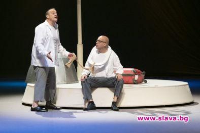 След 14 години Краси Радков се завръща в театъра
