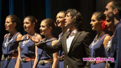 Български хор грабна Грами с фламенко