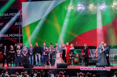 Концертът в памет на Вики събра звездите на България