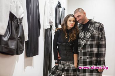 Диляна Попова във вълнуващ моден проект
