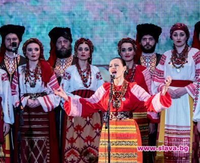 Легендарният Кубански казашки хор с турне в България