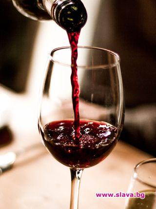 Учени: Чаша вино на ден гони болестите