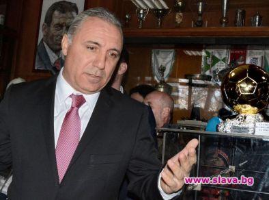 Стоичков: Ще отидем на Световно, когато махнат квалификациите