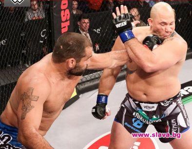 Вторият мач на Багата в UFC наближава