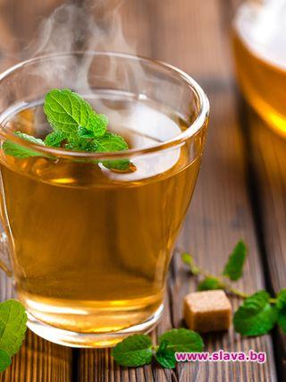Ментов чай – успокоява и повишава имунитета