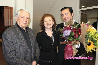 Васил Петров загуби майка си