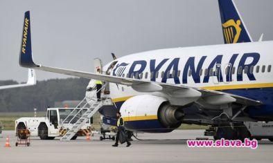 """Ryanair е """"най-лошата авиокомпания"""" за шеста поредна година"""