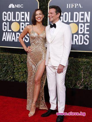 Любов на червения килим: Звездните двойки на Златен глобус