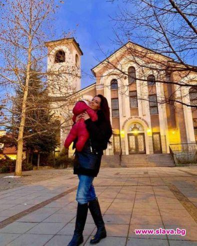 Преслава: Иска ми се Паола да е добро дете