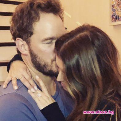 Крис Прат се сгоди за дъщерята на Шварценегер