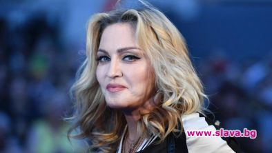 Мадона е готова за шоу