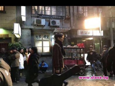 Кристиан Костов прави фурор в Китай