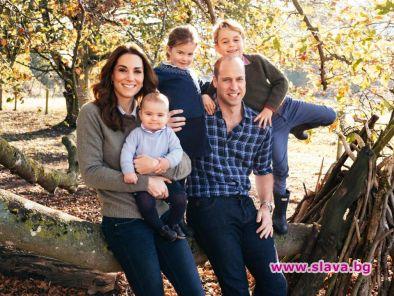 Кейт Мидълтън с шокираща изповед за трите си деца
